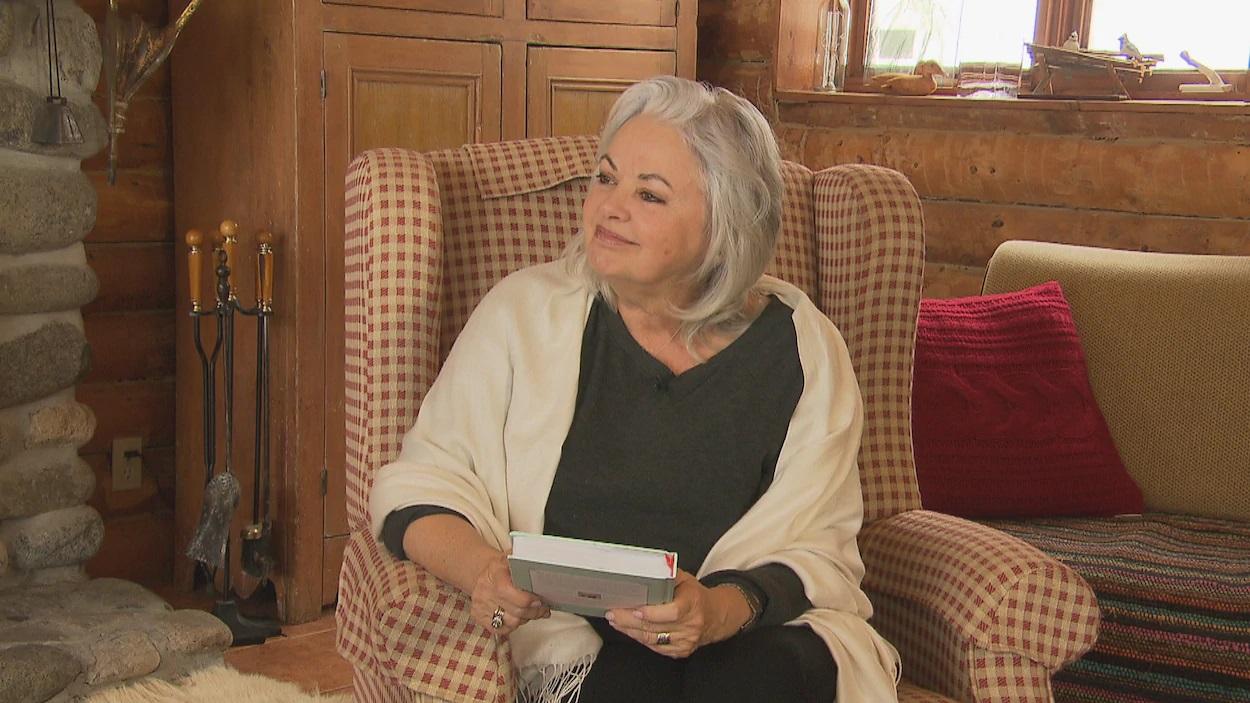 Louise Portal cultive l'art de traverser la crise avec sérénité