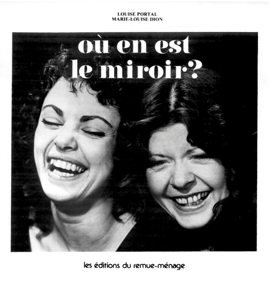 Où en est le miroir?